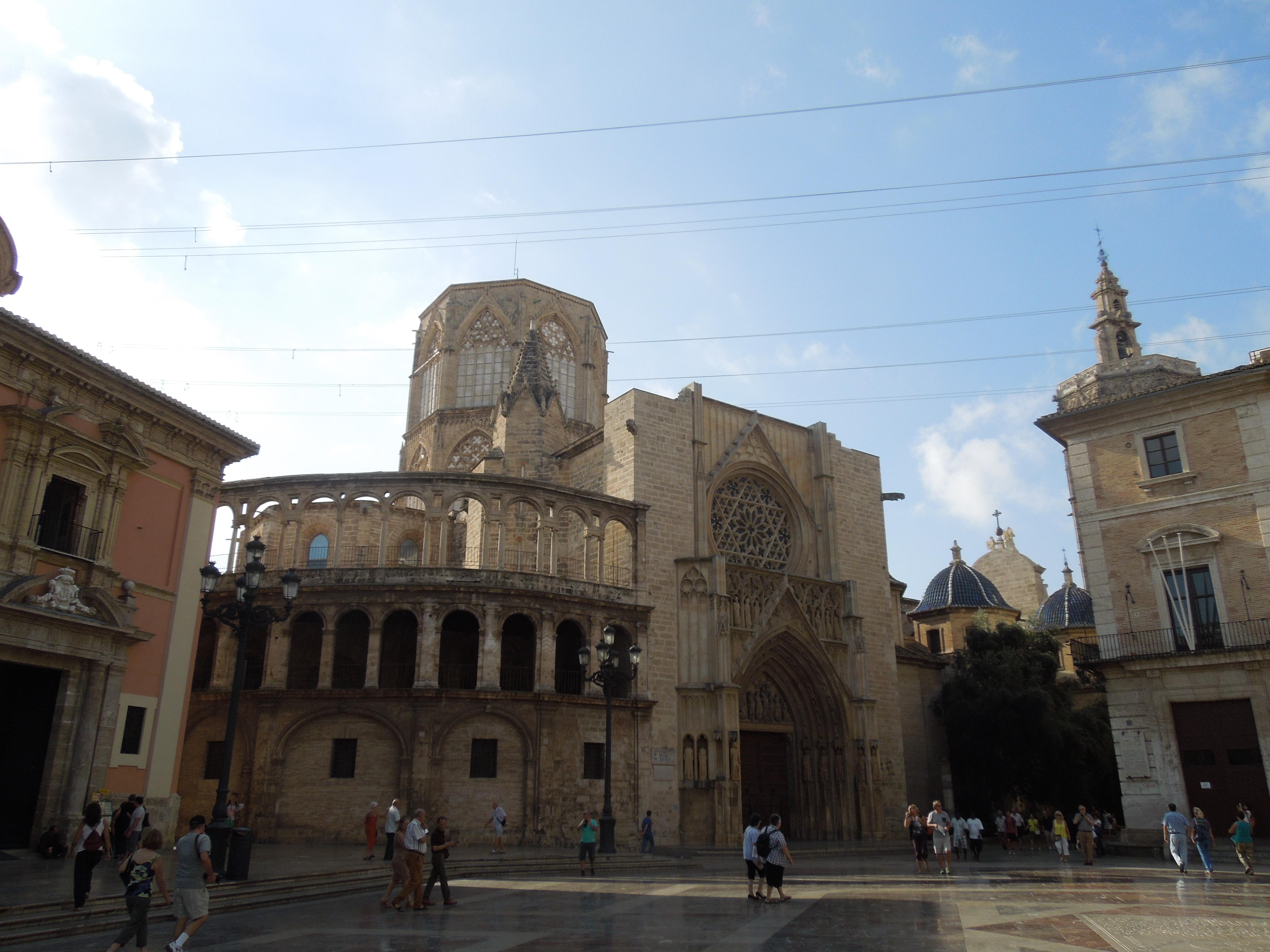 Cattedrale di Valencia Valencia Cathedral