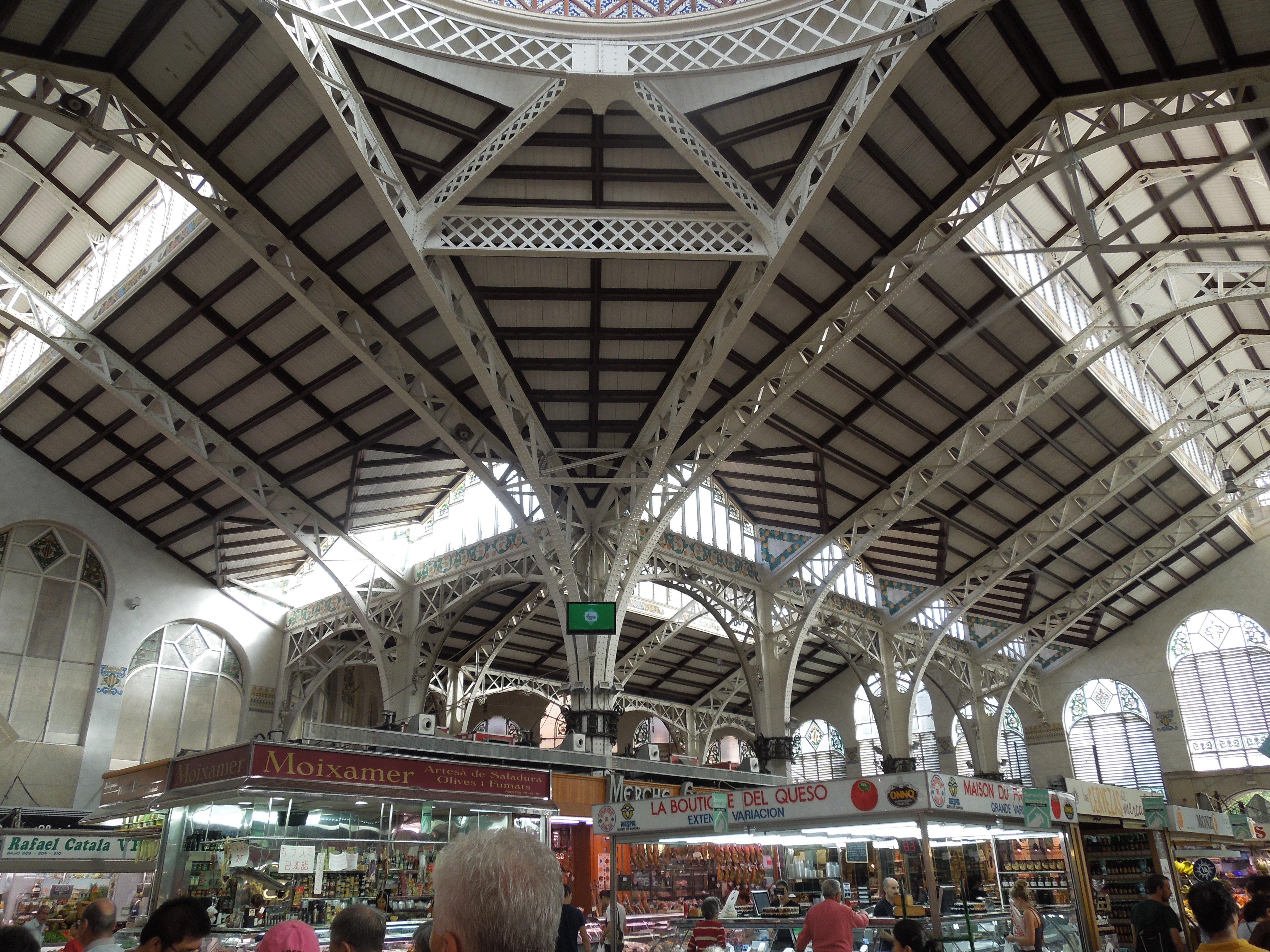 Mercato di Valencia  Valencia Market