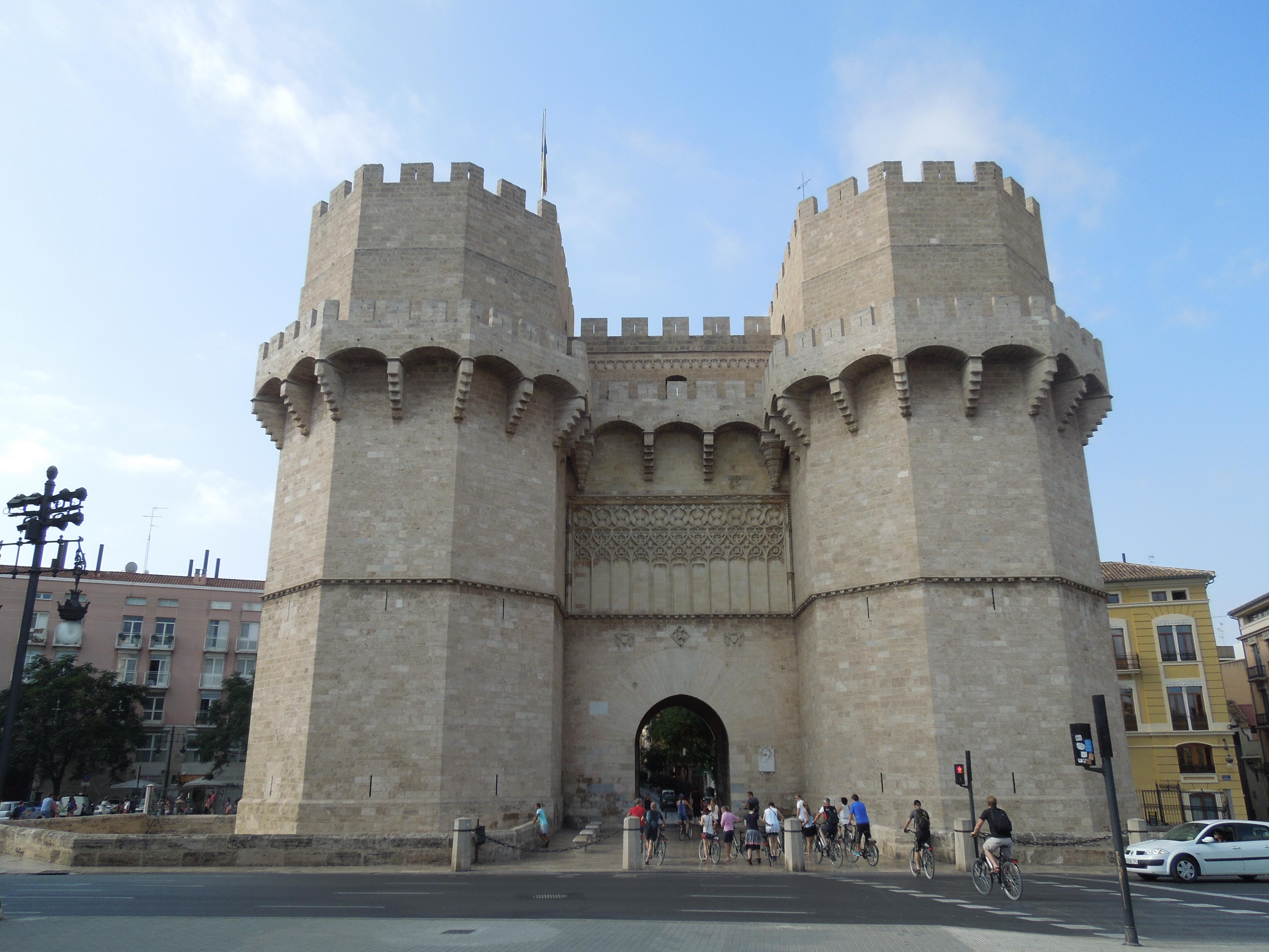 Torres de Serrans - Valencia