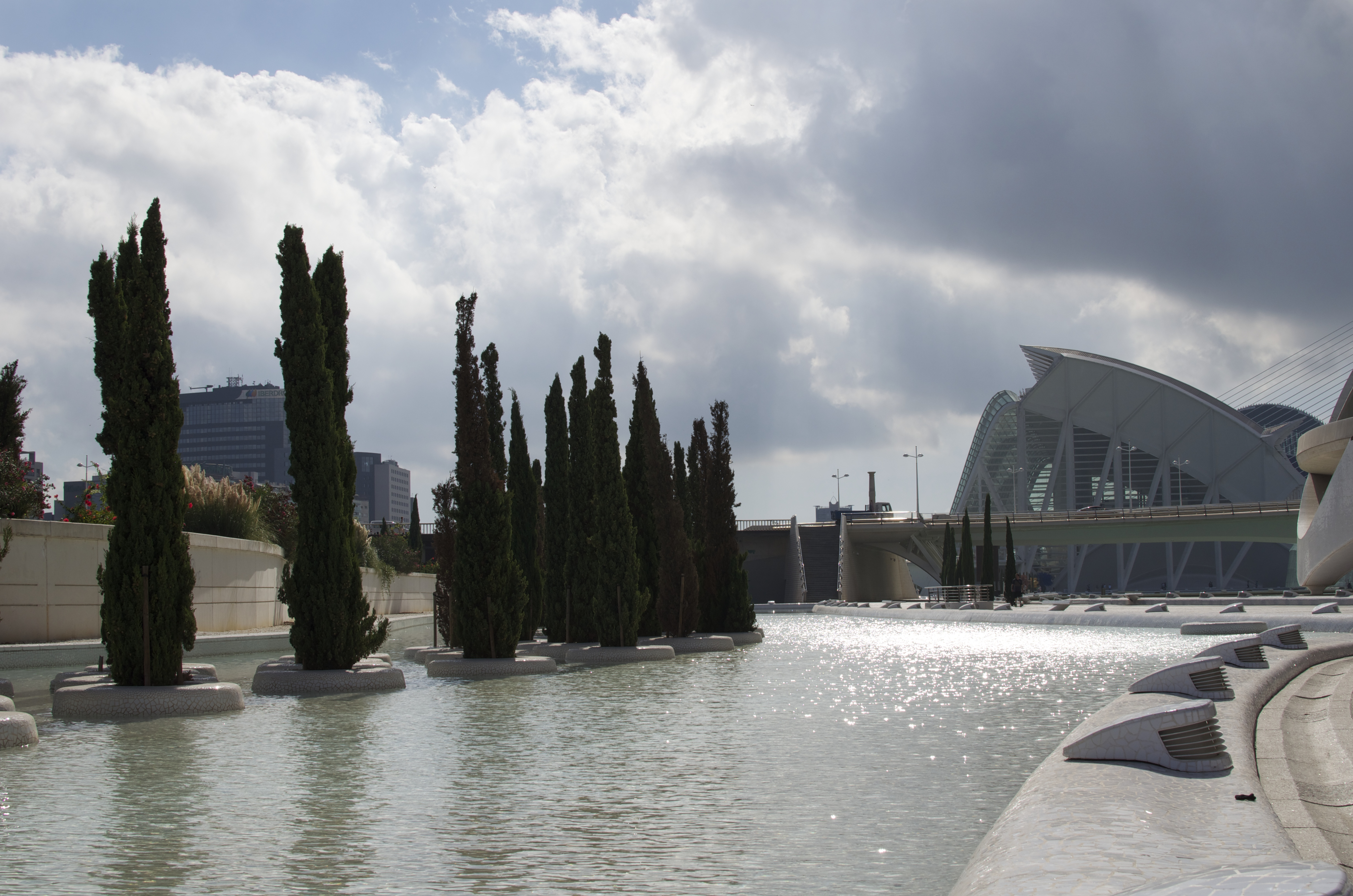 Ciutat de les Arts i les Ciencies - Valencia