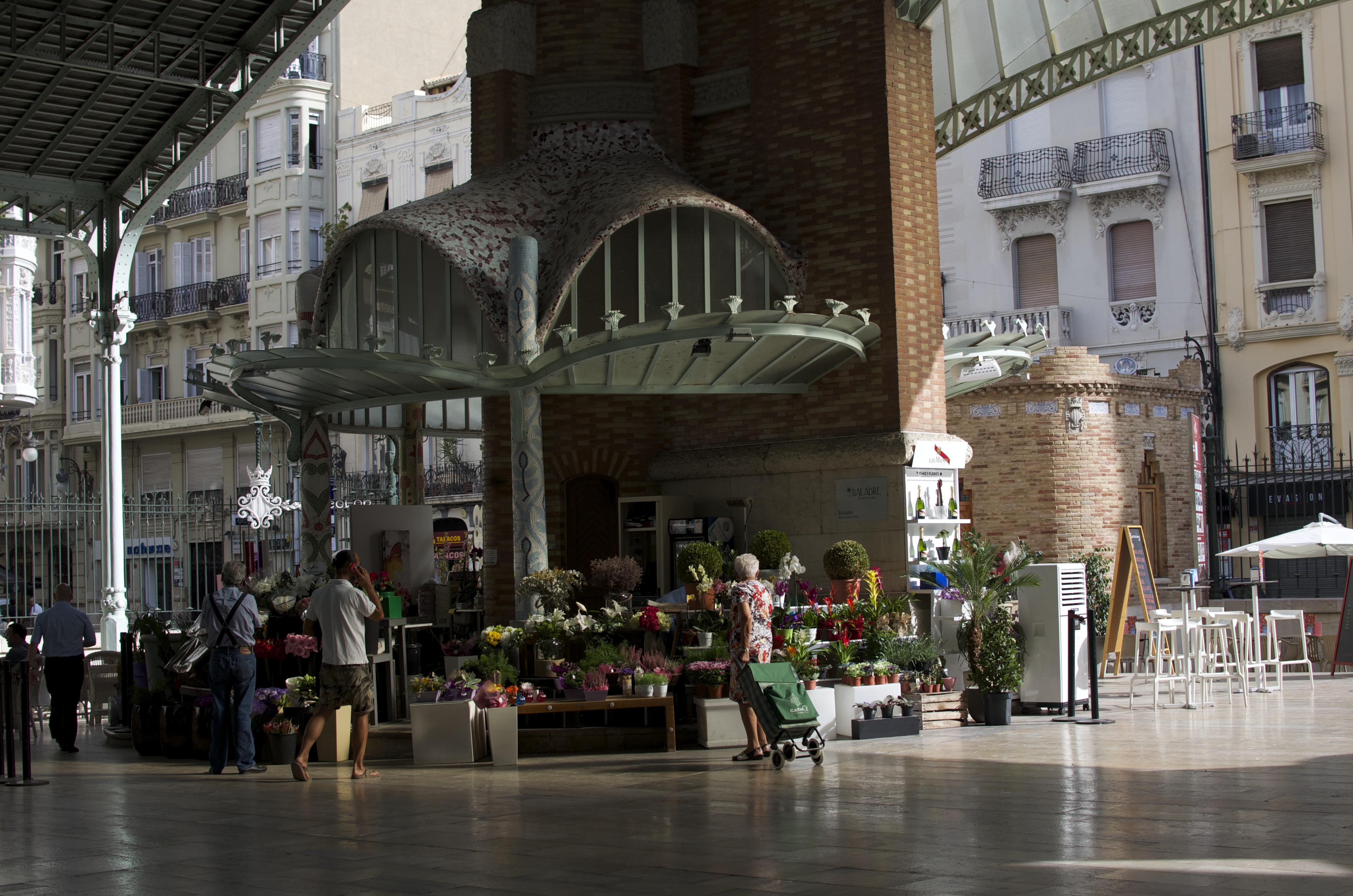 Mercato de Colón - Valencia